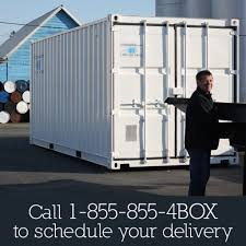 20 foot shipping container to rent or buy simple box storage
