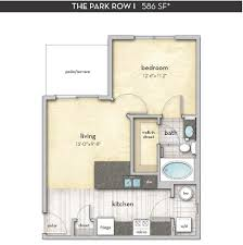 tribeca one bedroom units urban living