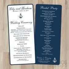 nautical wedding programs click now to save 10 coupon code pin10 wedding guest