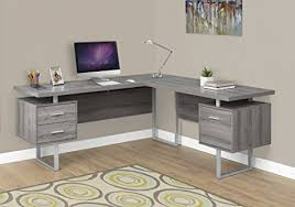 Standard Computer Desk Monarch Specialties I 7304 Computer Desk Left Or Right