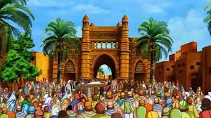 bible stories for children jesus raises a widow u0027s son animated