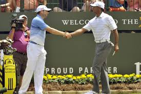 tiger woods sergio garcia long time feud erupts at sawgrass for no