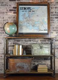 Reclaimed Wood Bookshelf Bookshelf Interesting Metal And Wood Bookshelf Wood And Metal