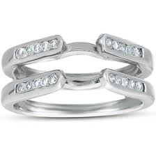 Wedding Ring Wraps by Engagement Diamond Wrap Rings Lasker Jewelers