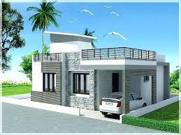 single story house designs decoration modern single story house plans design roof deck small