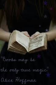 hoffman books may be the only true magic favorite quotes