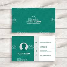Minimal Business Card Designs Minimal Business Card Template Stock Vector Art 591411904 Istock