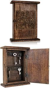 Key Storage Cabinet Kaminorth Shop Rakuten Global Market Handmade Wood Key Storage