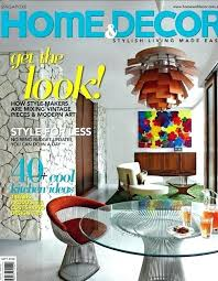 home decorating magazine subscriptions decorations home decor magazine pdf free download home and decor