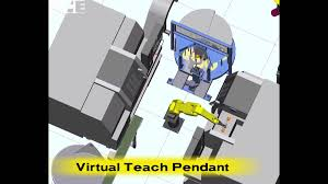 fanuc roboguide simulation software courtesy of automated cells