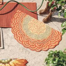 Half Circle Kitchen Rugs Circle Kitchen Rugs Beautiful Endearing Half Circle Kitchen Rugs