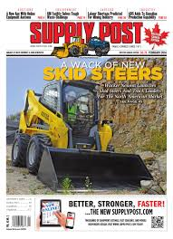 supply post west march 2016 by supply post newspaper issuu