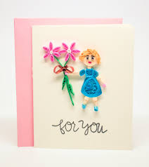 handmade quilled birthday cards ideas art project ideas and