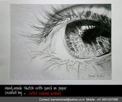 best pencil sketch artist sketching artist kamal nishad