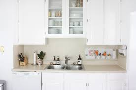 Kitchen Updates And Working With A Professional Organizer The - Kitchen sink area