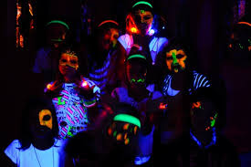 glow in the party glow in the party this saturday at bethel s center