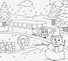 100 ideas winter scenes to color on spectaxmas download