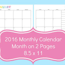 printable monthly planner 2016 free shop monthly planners 2016 on wanelo