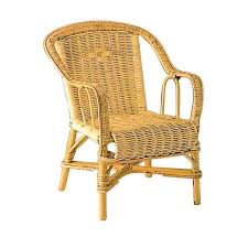 chaises en osier fauteuil enfant rotin achat vente fauteuil cdiscount