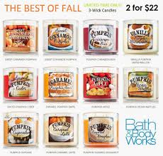 fall scents amber dawn of the dead bath and body works 2014 fall scents