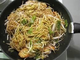 cuisiner des pates chinoises wok aux scis et aux nouilles chinoises cuisine by mutante
