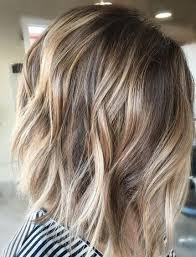 short brown hair with blonde highlights 35 balayage styles and color ideas for short hair