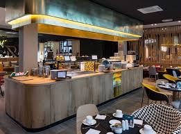buffet hotel mercure hotel wittenberg berlin design by kitzig
