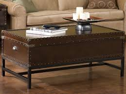 lift top trunk coffee table industrial trunk coffee table with lift top coffee tables