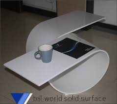 top corian corian acrylic solid surface table top from china 131580