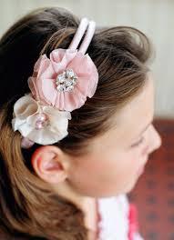flower headbands diy 15 pretty diy headband tutorials pretty designs