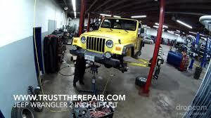 jeep with 2 inch lift g c tire and auto service jeep wrangler 2 inch lift kit