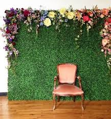 wedding backdrop greenery 45 greenery wedding backdrops that excite happywedd