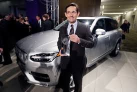 volvo usa honda volvo take top awards at the detroit auto show the blade