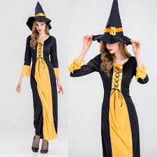 Halloween Witch Props Online Get Cheap Autumn Witch Costume Aliexpress Com Alibaba Group