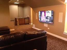 home theater system installation full home theater system installation in game room in tempe