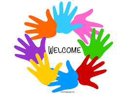 welcome hands images clipart 7