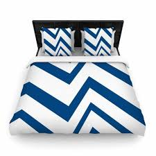 Electric Blue Duvet Cover Duvet Cover Selection Kess Inhouse