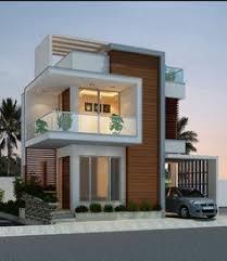 simple home design front elevation modern house decorating