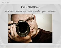 photographers websites big folio build a free photography website quickly and easily