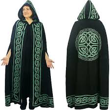 pagan ceremonial robes apparel wicca paganism religion spirituality collectibles