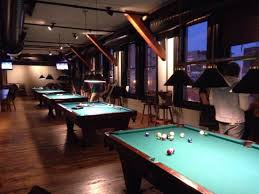 pool tables colorado springs upstairs billiards room with plenty of tables and space for groups