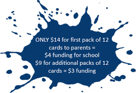 greeting cards for schools fundraising iq card fundraising