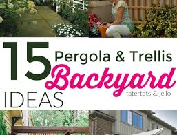 pergola amazing garden trellis building plans awesome trellis