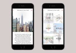 New York travel apps images With love from kat travel app katelyn calautti jpg