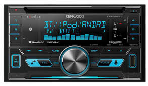 kenwood home theater receiver kenwood dpx592bt double din aac wma wav mp3 in dash car stereo