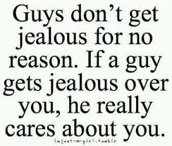 jealous quotes for boys