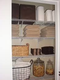 bathroom closet shelving ideas closets guest bathroom closet haammss