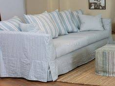 Slipcover For Oversized Chair And Ottoman by Custom Slipcovers By Shelley Cream Duck Cloth Couch Slip Covers