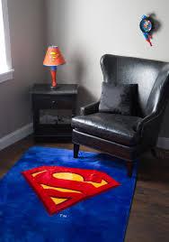superman 4 u0027x6 u0027 rug