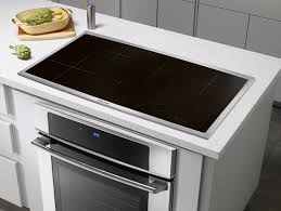 Magnetic Cooktop Electrolux Ew36ic60lb 36 Inch Induction Cooktop With 5 Cooking